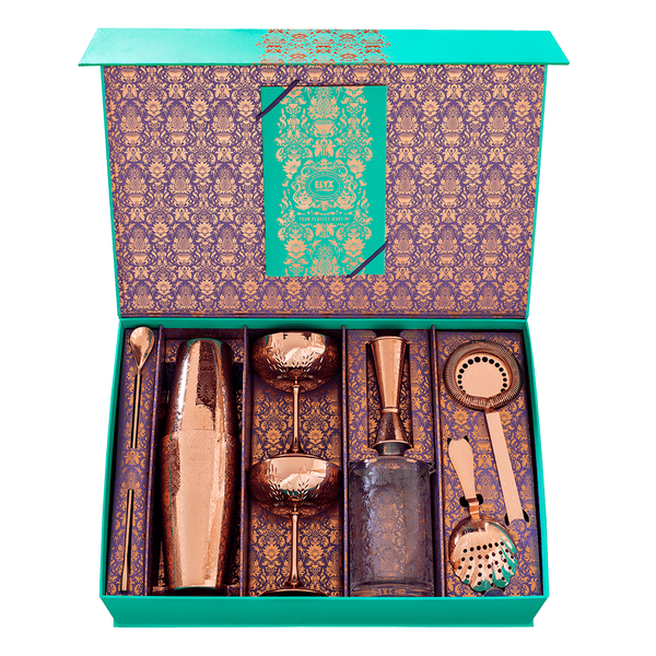 Deluxe Martini Gift Set - Elyx Boutique