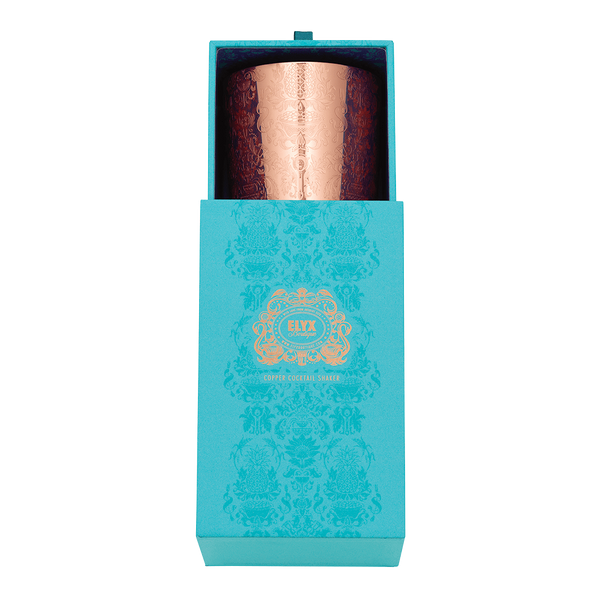 Copper Cocktail Shaker - Elyx Boutique