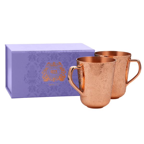 Copper Mule Cups Gift Set - Elyx Boutique