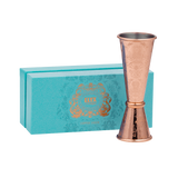 Copper Jigger Gift Box - Elyx Boutique