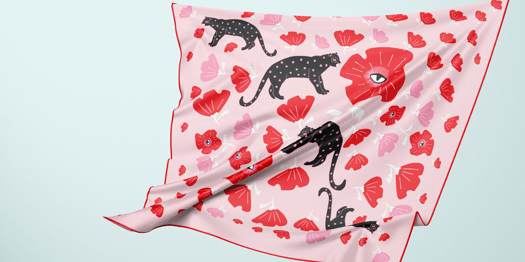 POPPY & POLKA CAT collection