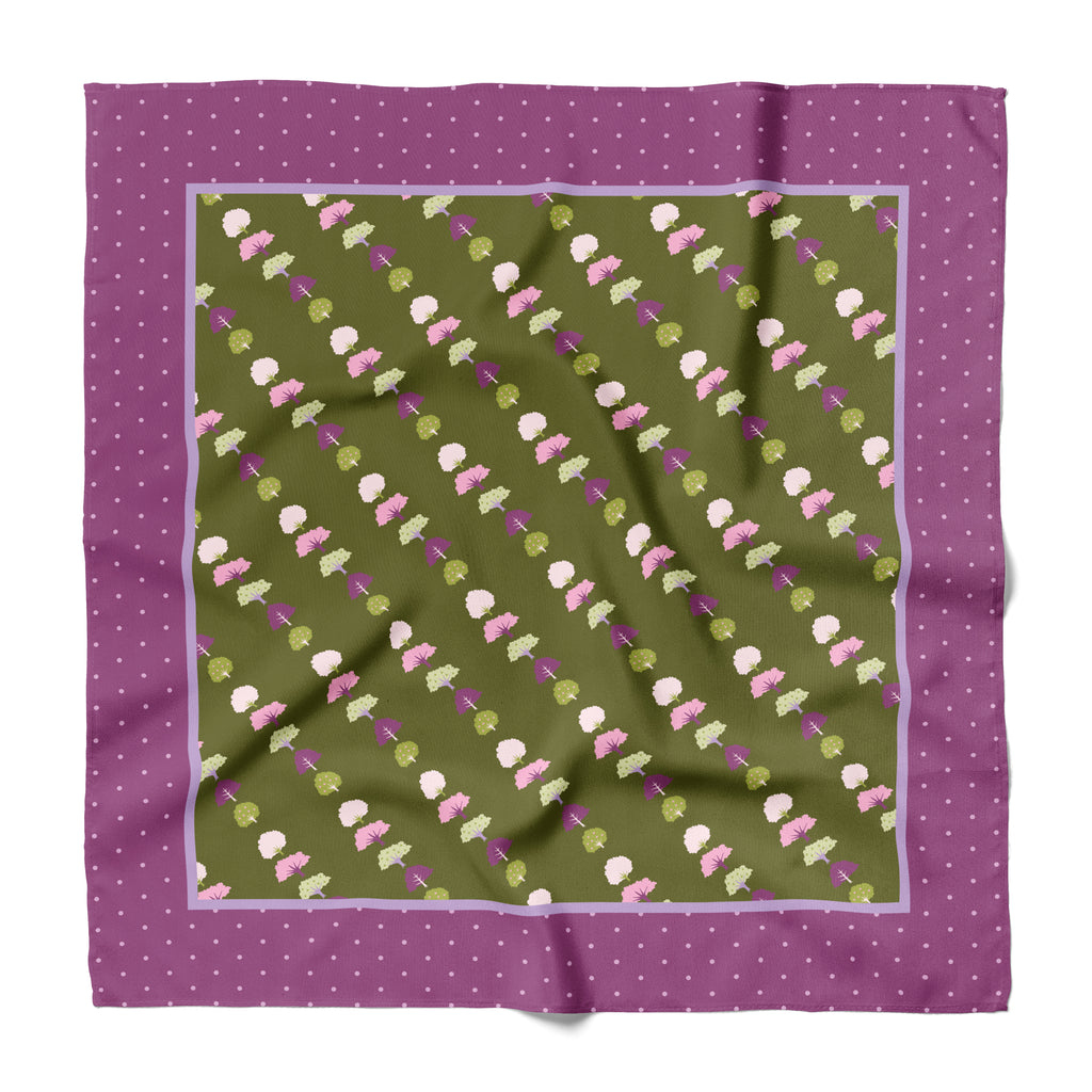 NICASIO VALLEY - Cotton Silk Bandana