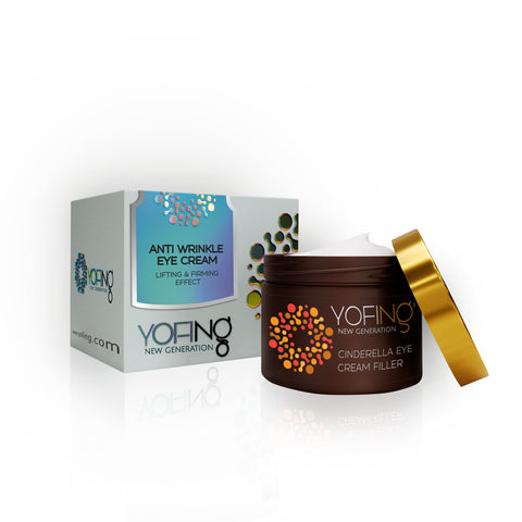 YOFING NEW GENERATION Rejuvenation Anti-Falten Augencreme - deadseashop.de