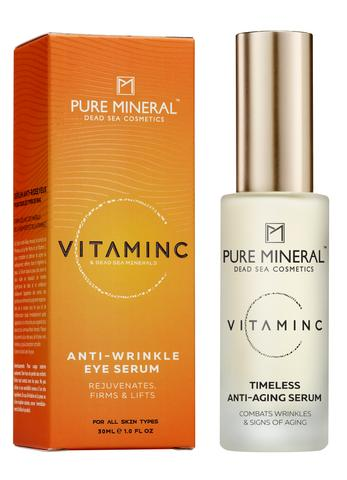 Vitamin C - Anti-Wrinkle Eye Serum