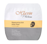 Hlavin PLATINUM Regenerating Gold Sheet Mask DeadSeaShop.de