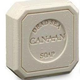CANAAN Minerals & Herbs - Soap Bar with Dead Sea Minerals - Normal to Dry Skin - DeadSeaShop.de