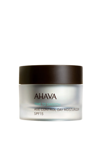 AHAVA - Age Control Day Moisturizer SPF 15 - DeadSeaShop.co.uk