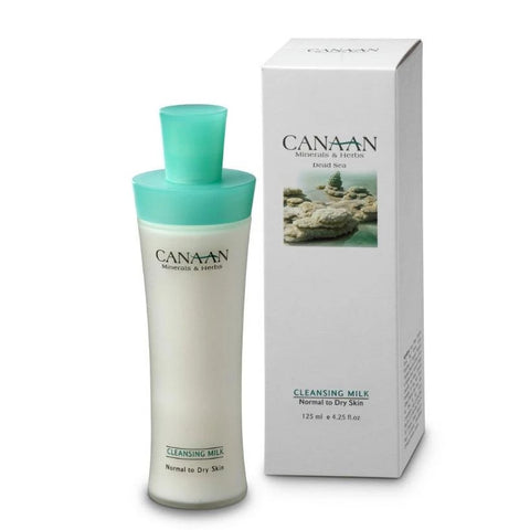 CANAAN Minerals & Herbs -  Facial Cleanser  – Normal To Dry Skin - DeadSeaShop.de