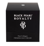 Black Pearl Royalty - Pure Collagen Straffende Tagesreme - DeadSeaShop.de