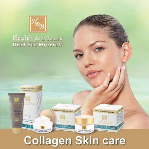 Health & Beauty - 2 + 1 SET - Kollagen-Hautpflege - DeadSeaShop-de