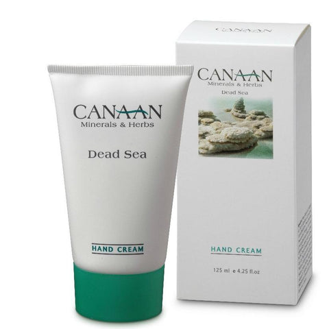 CANAAN Minerals & Herbs - Hand Cream with Vitamin C - DeadSeaShop.de