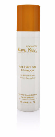 Kava Kava - Anti Hair Loss Shampoo - DeadSeaShop.de