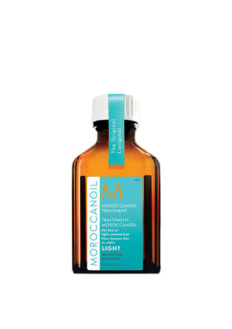 MOROCCANOIL - Treatment Light - for fine or light colored hair 25ml - DeadSeaShop.co.uk