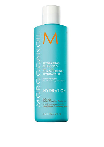 MOROCCANOIL - Hydrating Shampoo - for all hair types 250ml - DeadSeaShop.co.uk