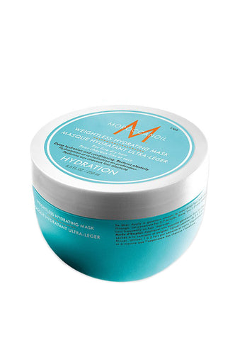 MOROCCANOIL - Weightless Hydrating Mask - for fine dry hair 250ml - DeadSeaShop.co.uk