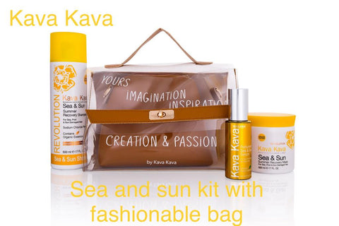 KAVA KAVA SEA&SUN KIT