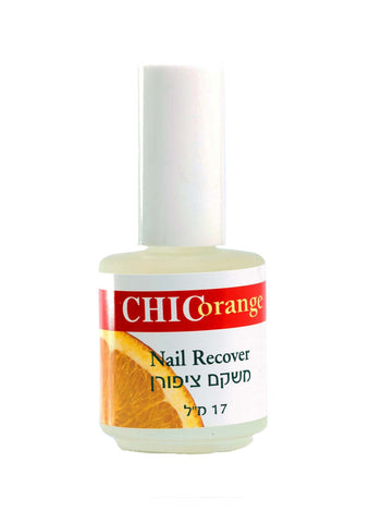Chic Orange - Anti-Fungud Nail Recover - DeadSeaShop.co.uk