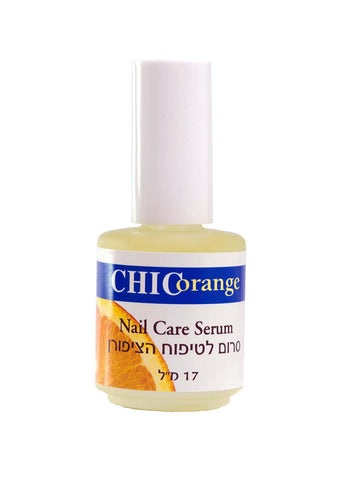 Chic Orange - Nail Care Serum - DeadSeaShop.co.uk