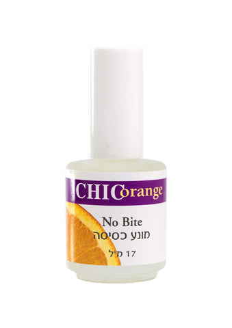 Chic Orange - No Bite Nail Hardener - DeadSeaShop.co.uk