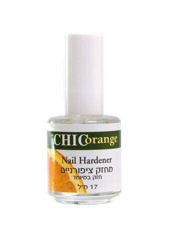 Chic Orange - Nail Hardener - DeadSeaShop.co.uk