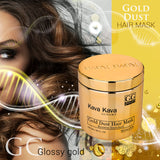 Kava Kava - Gold Dust Hair Mask - Keratin Mask - DeadSeaShop.com