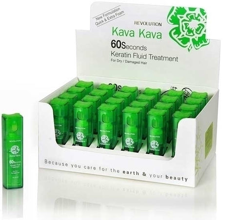 Kava Kava - Keratin Fluid Treatment - DeadSeaShop.de
