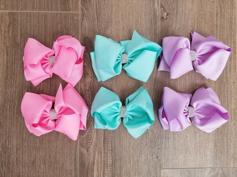 "6x4"" Large Hair Bow"