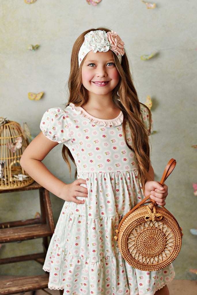 Serendipity Sweet Pea Dress with Shorties Style 21-55