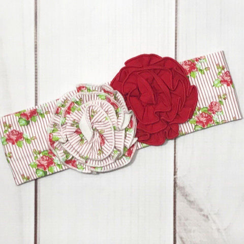 2PC Sets - Swoon Baby Winter Bloom Headband SB5HB1