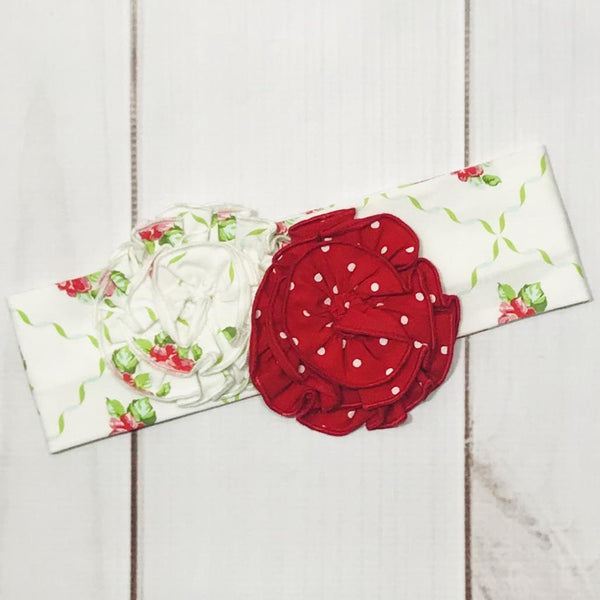 2PC Sets - Swoon Baby Winter Bloom Headband SB5HB2