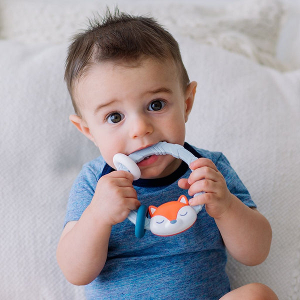 Itzy Ritzy Rattle with Teething Rings
