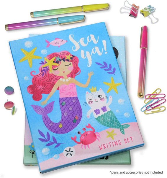 Jewelkeeper Mermaid Design Writing Kit