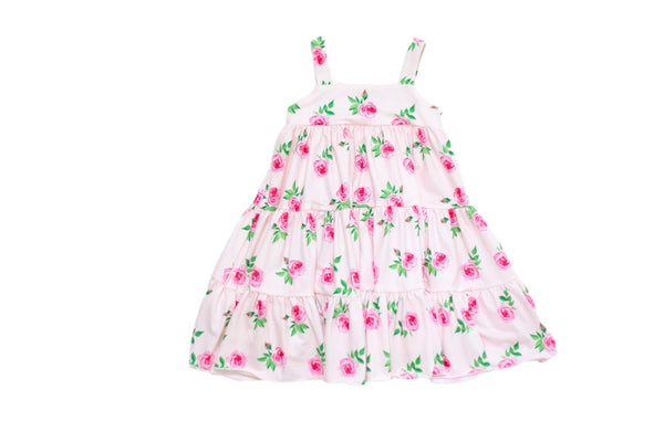 Be Girl Clothing French Magnolia Garden Twirler Dress