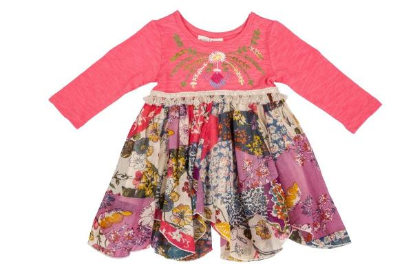 Mimi And Maggie Wildflower Collection Priya Dress And Legging