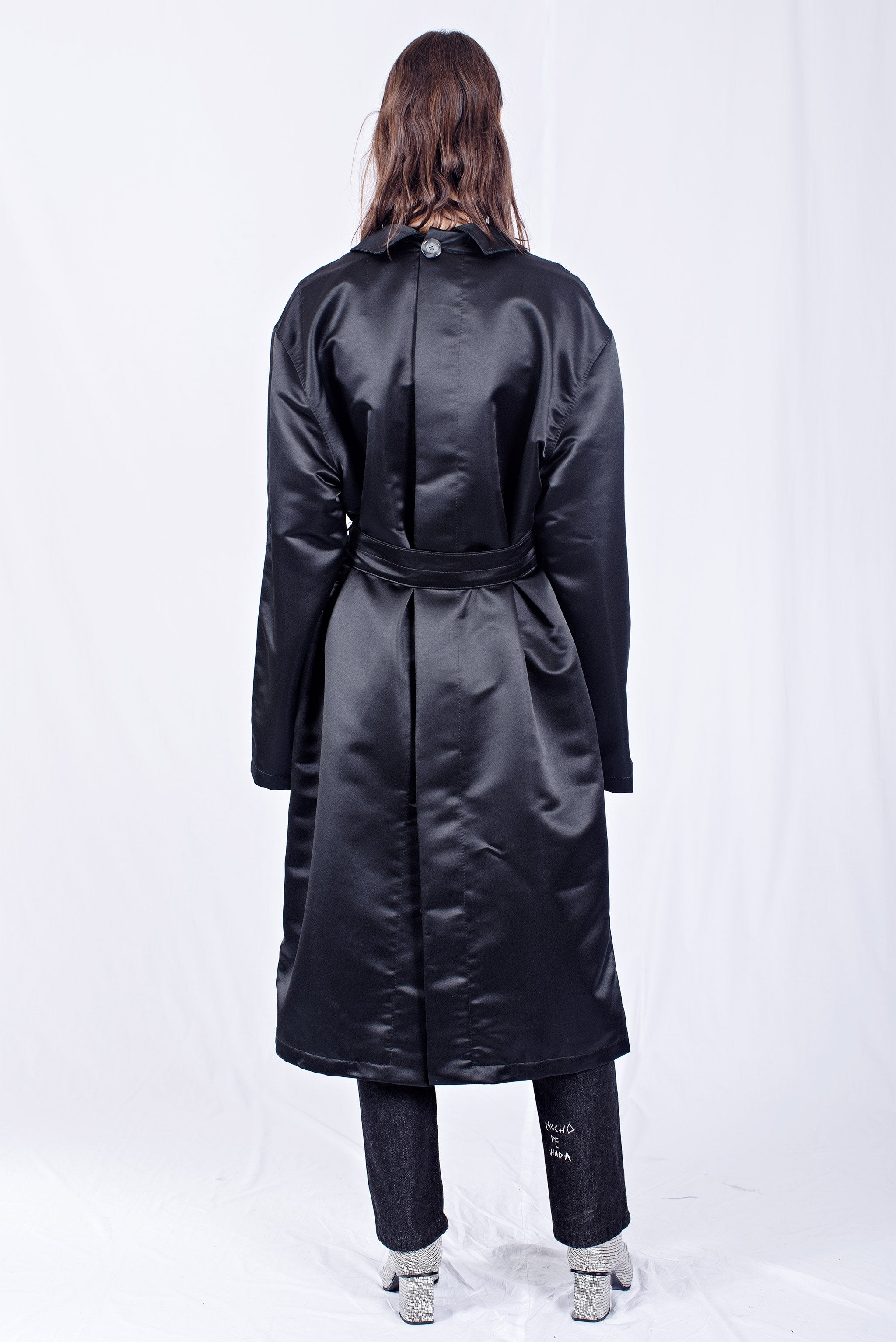 IMPERMEABLE FUEGO NEGRO
