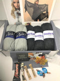 6 Month Ladies Knitting Subscription (every month) KNIT in a BOX
