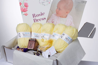 April 2019 Baby Box On Sale Now! Buy Today Whilst Stocks Last! Knit in a Box Yellow