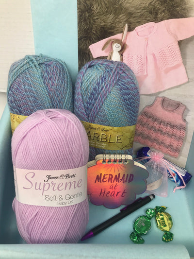 August 2019 Baby Box On Sale Now! Buy Today Whilst Stocks Last! Knit in a Box