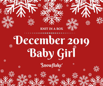 December 2019 Baby Box On Sale Now! Buy Today Whilst Stocks Last! Knit in a Box