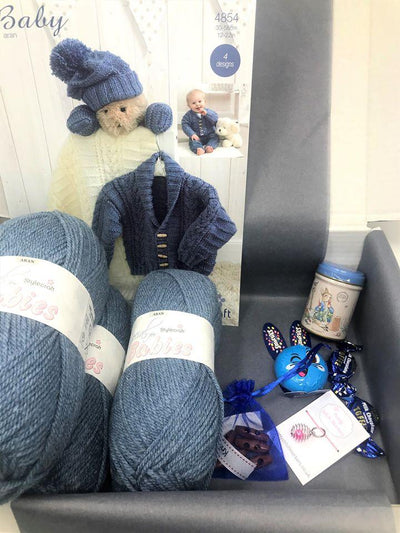 January 2020 Baby Box On Sale Now! Buy Today Whilst Stocks Last! Knit in a Box