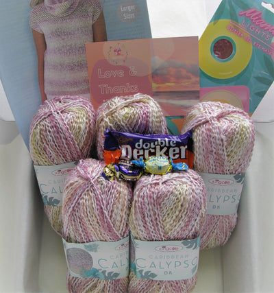 July 2020 Ladies Box On Sale Now! Buy Today Whilst Stocks Last! Knit in a Box