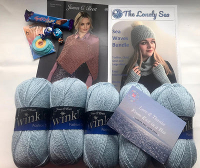 June 2020 Ladies Box On Sale Now! Buy Today Whilst Stocks Last! Knit in a Box