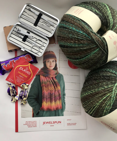 March 2020 Ladies Box On Sale Now! Buy Today Whilst Stocks Last! Knit in a Box
