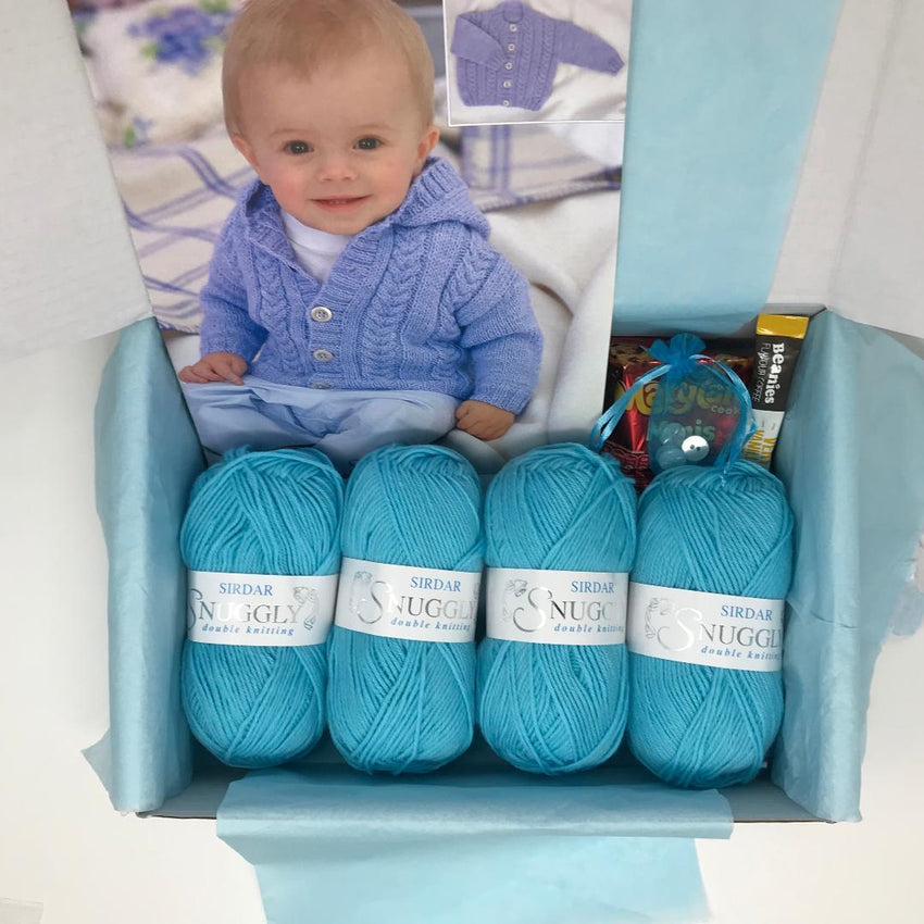 May 2019 Baby Box On Sale Now! Buy Today Whilst Stocks Last! Knit in a Box