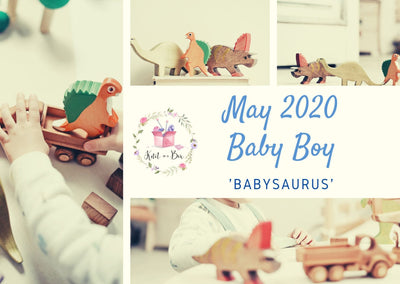 May 2020 Baby-Boy Box On Sale Now! Buy Today Whilst Stocks Last! Knit in a Box