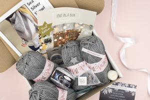 November 2018 Ladies Box On Sale Now! Buy Today Whilst Stock Lasts! Knit in a Box