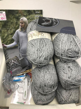 November 2019 Ladies Box On Sale Now! Buy Today Whilst Stocks Last! Knit in a Box