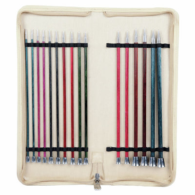 Royale: Knitting Pins: Single-Ended: Set 35cm Knit in a Box