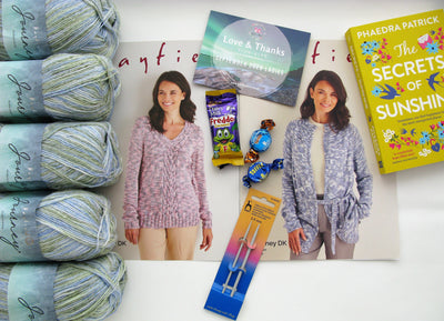 September 2020 Ladies Box On Sale Now! Knit in a Box