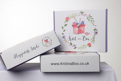 Special Edition Toy Box - Buy Today Whilst Stocks Last!! Knit in a Box